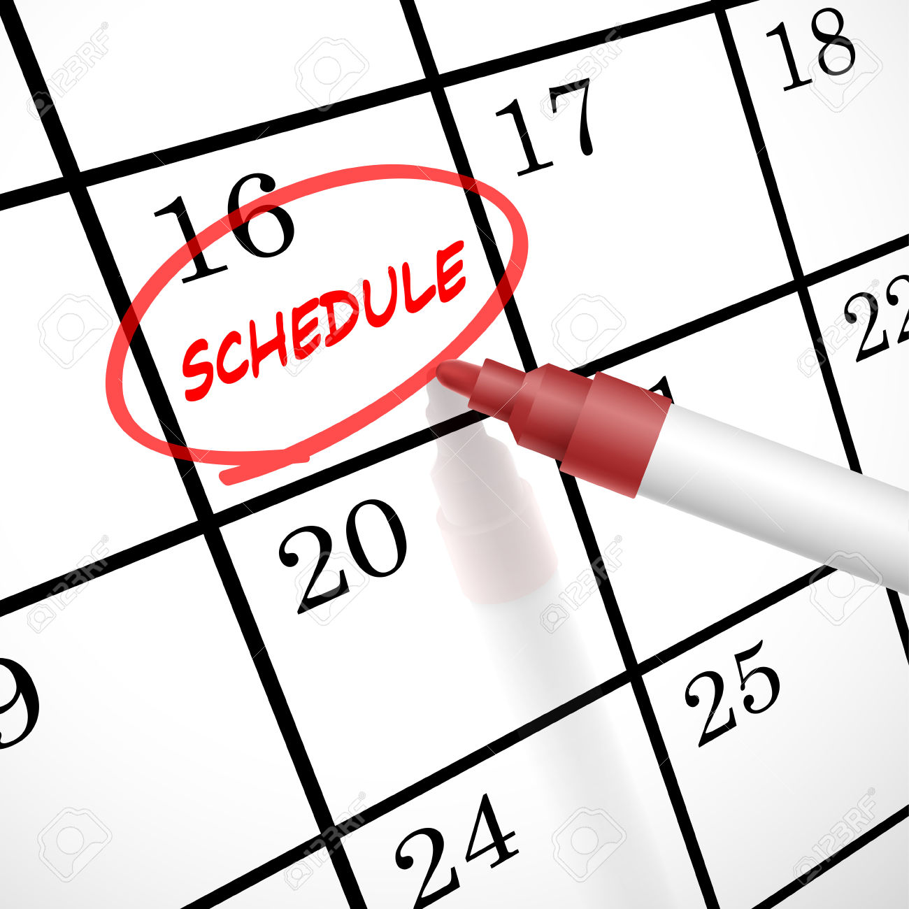 marilon-schedule